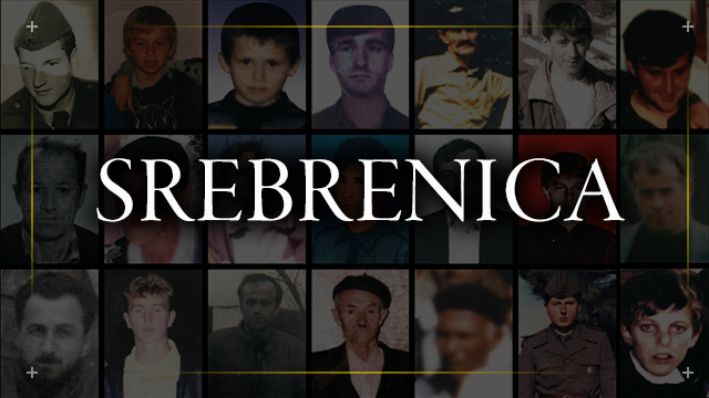 Balkan Service: The Faces of Srebrenica