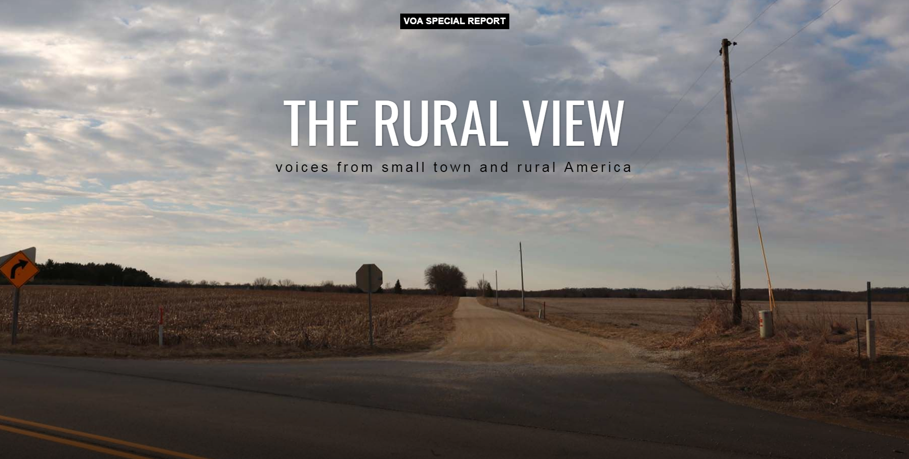 Off the Highway  – Voters in Middle America