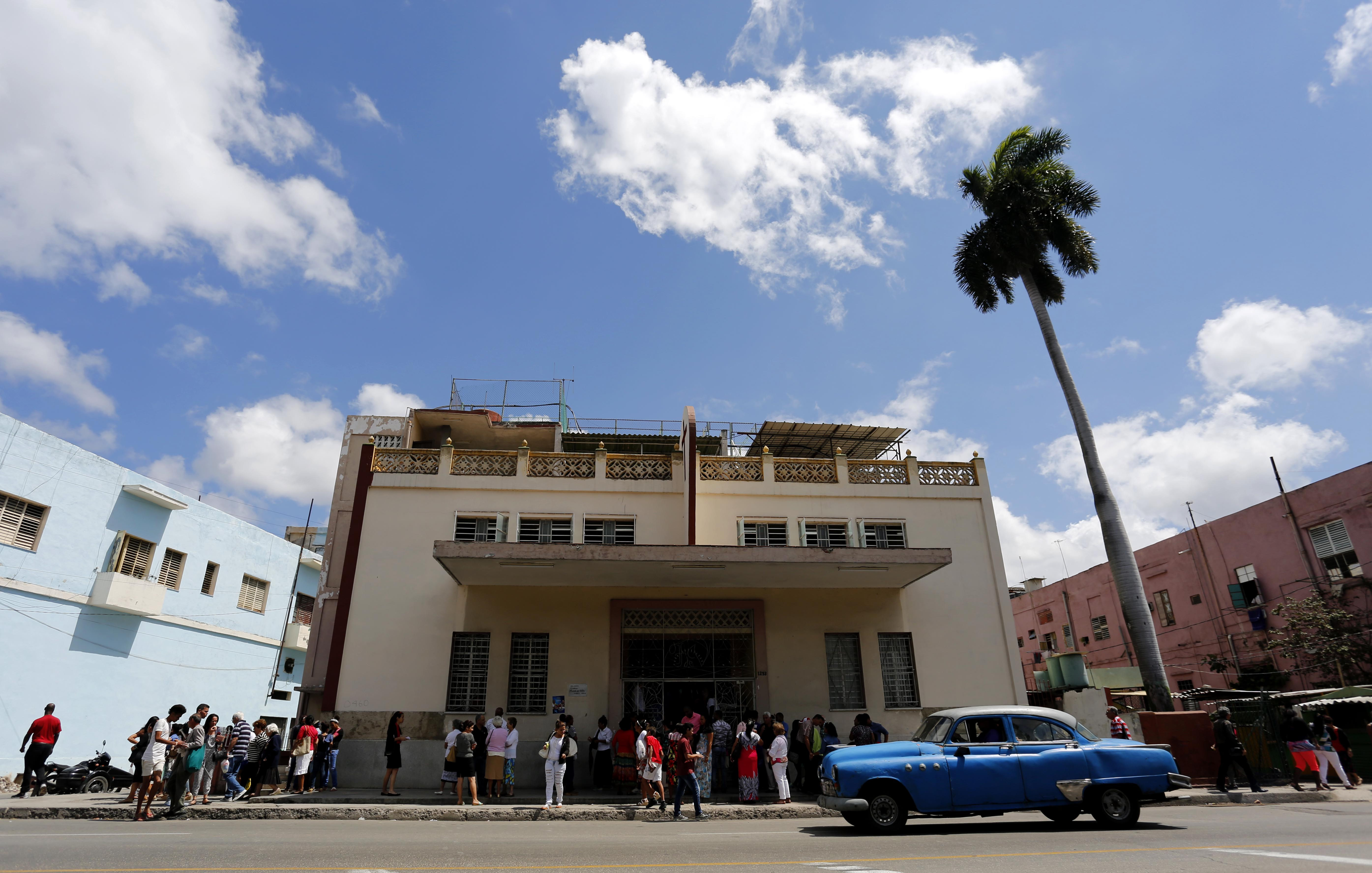 Covering Cuba's Continued Suppression of Human Rights, Private Enterprise and Religious Freedom