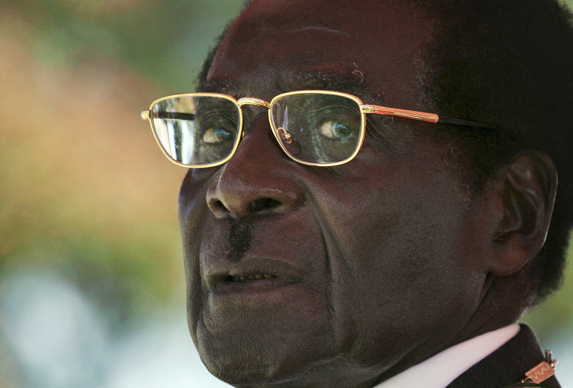 Zimbabwe Service Coverage of Coup