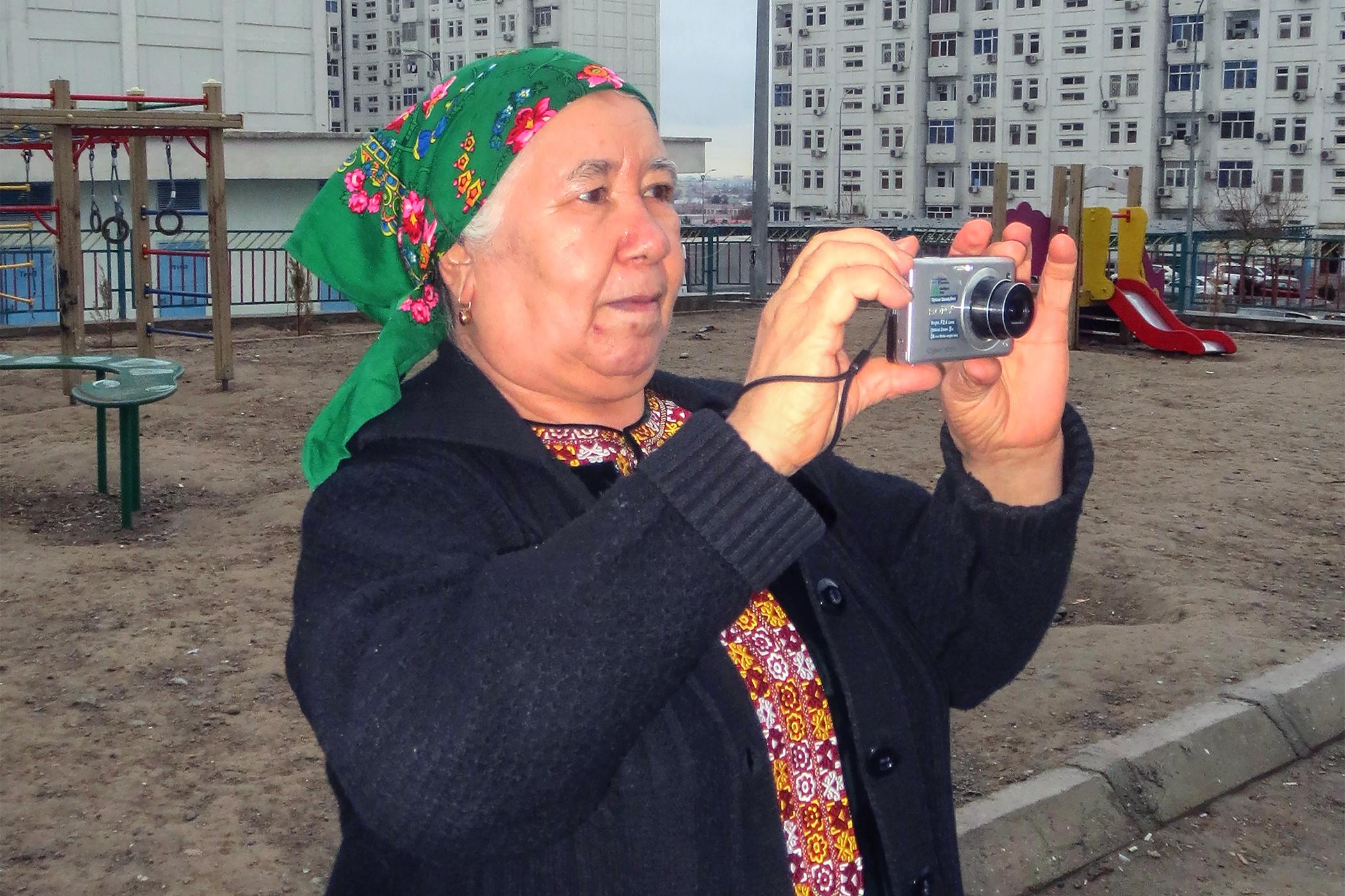RFE/RL correspondent Achilova threatened with death in Turkmenistan